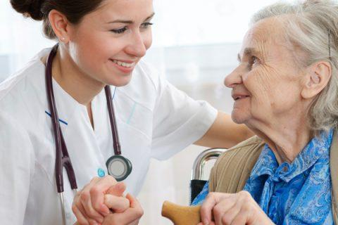 Zeit für die Pflege