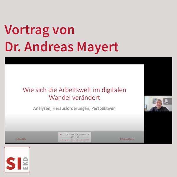Vortrag von Andreas Mayert